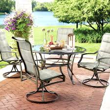Metal Patio Chair Patio 27 Luxury Metal Table And Chairs With Beauteous Furniture