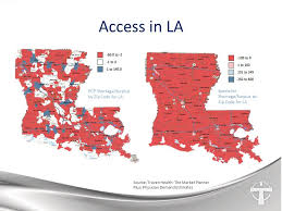 louisiana hpsa map current state of telehealth in louisiana ppt