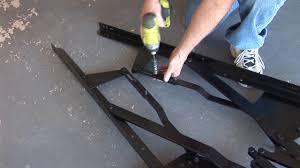 Overhead Garage Door Replacement Parts Installing E 900 Hardware Springs