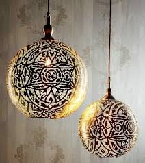 Moroccan Pendant Lights Moroccan Pendant Light Chic Chandeliers