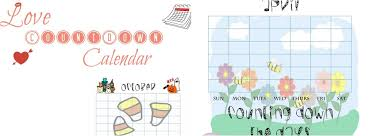 how to love countdown calendar for your ldr with free printable