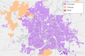 At T United States Coverage Map by Here U0027s What The Lack Of Broadband Competition Looks Like On A Map