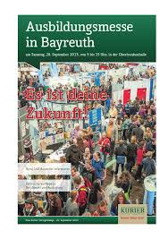 Medfachschule Bad Elster Ausbildungsmesse 250913 By Nordbayerischer Kurier Gmbh U0026 Co