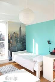 Esszimmer New York Jugendzimmer Im New York Stil Ruhbaz Com