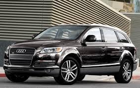 Audi Q7 Models - 2007 audi q7 information and photos zombiedrive