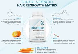 biocilium hair growth reviews side effects price for sale