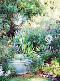 water gardens windmills water garden and galvanized stock