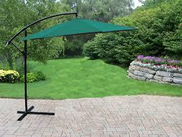 Grass Patio Umbrellas Fiberglass Rib Patio Umbrellas Side Post Patio Umbrellas