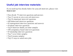 how to answer resume questions all type of question and