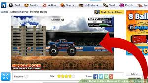 miniclip monster truck nitro 2 how to play monster truck on miniclip com 7 steps with pictures