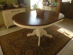 Idea For Refinishing Great Grandma S Oak Table Home Sweet Home