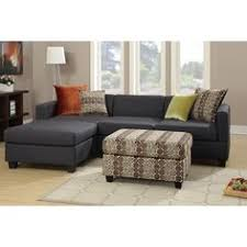 Black Sectional Sleeper Sofa by Porter Malibu Chocolate Brown Sectional Sofa With Ottoman By