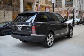 land rover autobiography 2015 land rover range rover autobiography stock r221aa for sale