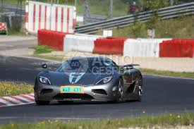 koenigsegg vietnam koenigsegg agera crashes at the nürburgring