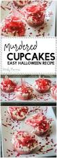 Easy Halloween Cup Cakes by Murdered Cupcakes Recipe Gluten Free Halloween Cupcakes Nerdy