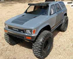 lego toyota 4runner pro line 1991 toyota 4runner clear body for 12 3