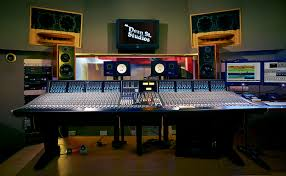 Recording Studio Desk Uk by Gallery Solid State Logic