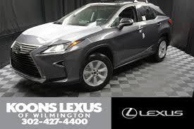 lexus rx white new 2017 lexus rx 350 for sale wilmington de