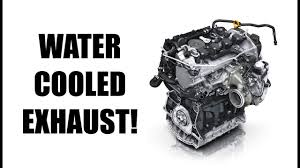 volkswagen parts why does volkswagen have a water cooled exhaust youtube