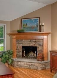 Living Room Fireplace Design by Stone And Brick Fireplace This Would Look Awesome In The Corner