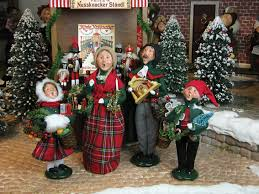 excellent images of decoration with carolers