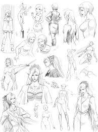 Images Female Anatomy Drawn Manga Female Anatomy Pencil And In Color Drawn Manga