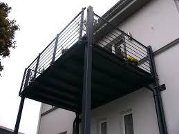 schlosserei schwan stahlbau metallbau metallgestaltung - Stahlbau Balkone