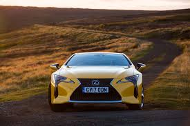lexus sports car uk lexus lc 500 uk spec u00272017