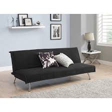 interior amazing brown rectangle futon sofa bed with charming