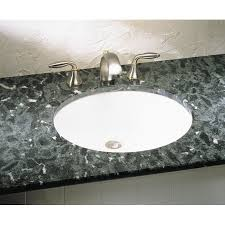 oval undermount bathroom sink american standard ovalyn ceramic oval undermount bathroom sink with