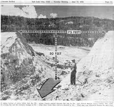 Rock Slides Will Remain Common Because Of The Significant Snowpack Water And Whatever May 2013