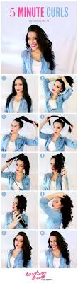 diy hairstyles in 5 minutes 20 gorgeous 5 minute hairstyles to save you some snooze time diy