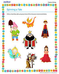 coloring pages alluring printable fairy tales elements of a tale