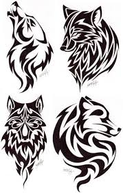 wolf tattoo images u0026 designs
