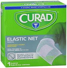 elastic nets curad elastic net sleeve 5yards health personal care