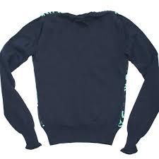 navy sweaters paul joe navy v neck blend sweater the sweater shop