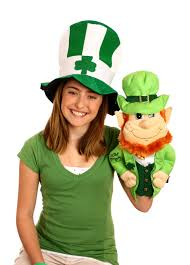 saint patricks day free stock photo a cute young