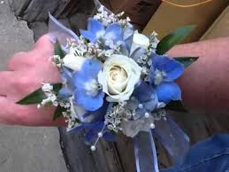 royal blue corsage wedding boutonnieres and corsage blue roses corsage blue roses