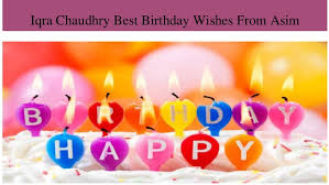 iqra chaudhry best birthday wishes from asim 1 638 jpg cb 1449170022
