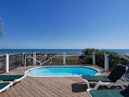 6 br oceanfront home in myrtle beach sc vrbo