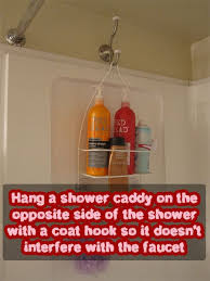 Make Your Own Bath Toy Holder by Best 25 Shower Storage Ideas On Pinterest Bathroom Shower