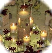 Vases With Floating Candles Of 5 Cylinder Glass Vase U0026 Votive Candle Centerpiece With