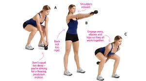 kettlebell swing for weight loss what does the kettlebell swing workout an look at the big