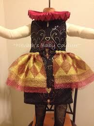 Halloween Costume Similar Lizzie Hearts Costume Child