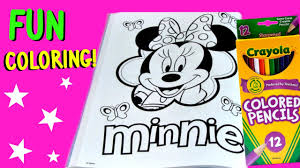 minnie mouse coloring pages disney jr mickey mouse coloring book