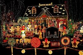 decorated houses the most decorated christmas homes in america
