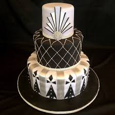art deco wedding cakes uk on with hd resolution 1024x1024 pixels