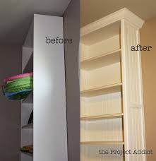 Billy Bookcase Makeover Playroom Building In Billy Bookcases Theprojectaddict