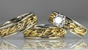 three wedding band christian cord of three wedding ring photo gallery