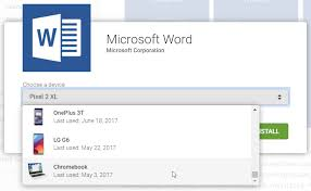 microsoft android apps microsoft office apps come to all chromebooks extremetech